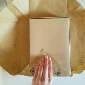 gift wrapping tutorial japanese 2