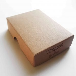 Wrapped By Alice kraft presentation box for laser cut necklaces
