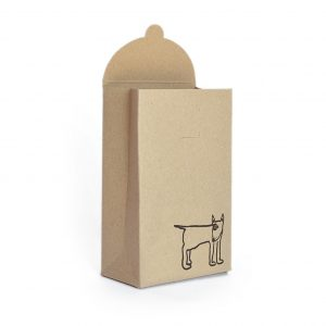 English Bull Terrier gift box