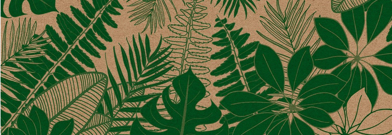 Brand New Tropical Leaves Range